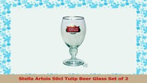 Stella Artois 50cl Tulip Beer Glass Set of 2 6d8da6fb