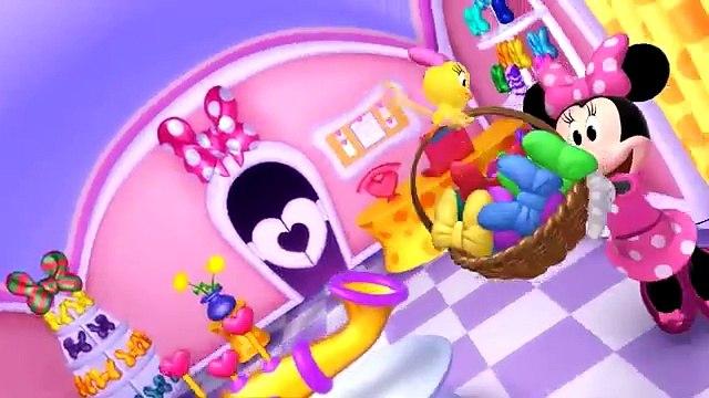 Disney Junior España - Los cuentos de Minnie- Caos Mecánico