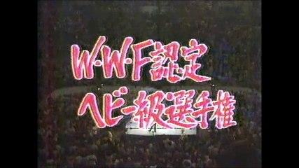 Hulk Hogan vs David Schultz (WWF June 17th, 1984)