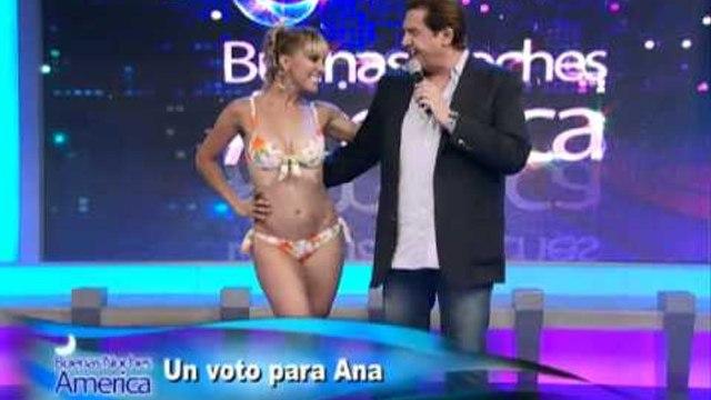 Miss Buenas Nachas regresa / Buenas Noches America