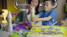 PLAY DOH ICE CREAM CASTLE DIY Play Dough Ice Cream cones, ice cream sundaes cookies-uMeg8_iNZlQ