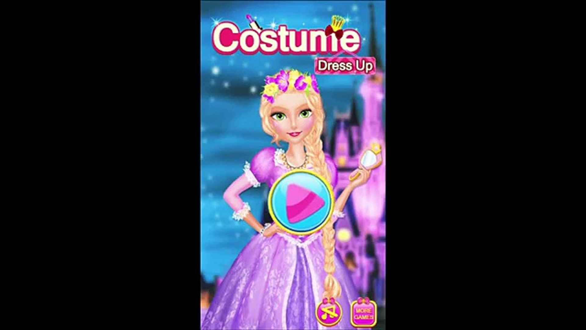 Movie Star Princess Makeover - Kids Gameplay Android