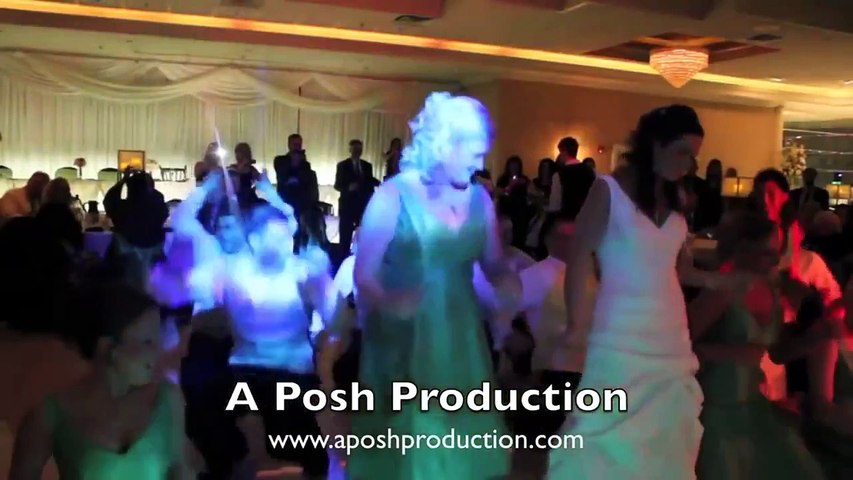 Wedding DJ Chicago - A Posh Production  Call 312-788-7674