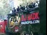 TECHNO PARADE 2007 ( CHAR FG !!! )