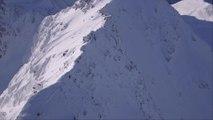 Adrénaline - Ski : Des belles images aériennes aux Arcs sur la compétition du FWQ 4*