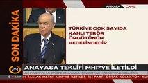 Devlet Bahçeli: Tıpış tıpış gitmeyeceğiz diyen HDPliler patır patır toplandılar