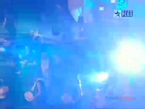 Big B & Jr. Bachchan - 2007 -IIFA Awards Performances