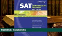 Read Online Kaplan SAT 2009 Comprehensive Program Pre Order
