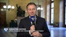 """Le renvoi en procès de Sarkozy jugé """"surprenant"""" par un député LR"""