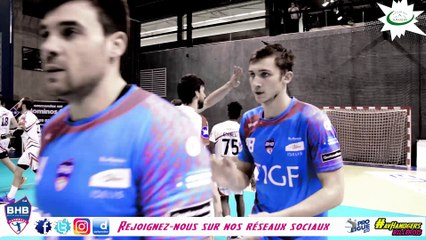 Le résumé vidéo de Billère 18 - 23 Limoges