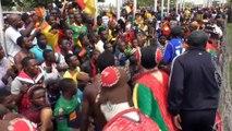 Can 2017- Le Cameroun accueille ses Lions Indomptables