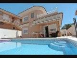 240 000 Euros – Gagner en soleil Espagne : Maison moderne et classe 150 m² Piscine Demeure de charme