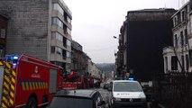 Deux policiers sauvent une Vervietoise d'un incendie dans la rue du centre