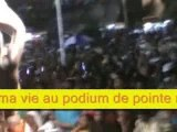 Eleeza.R podium  pOinte noire guadeloupe 2007