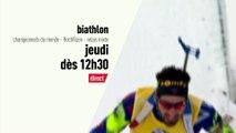Biathlon - Championnats du monde : Relais Mixte bande annonce