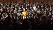 Oscar 2017, foto di gruppo con tutti i candidati