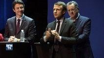 Macron dément les rumeurs sur sa relation avec Mathieu Gallet
