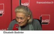 Ce qu'a vraiment dit Elisabeth Badinter sur Marine Le Pen