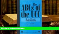 PDF [FREE] DOWNLOAD  The ABCs of the UCC, Article 1: (Revised) General Provisions TRIAL EBOOK