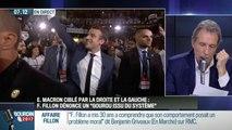 Emmanuel Macron dément toute liaison avec Mathieu Gallet - ZAPPING ACTU DU 07/02/2017