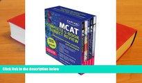 PDF [FREE] DOWNLOAD  Kaplan MCAT Review: Complete 5-Book Series (Kaplan MCAT Complete Subject