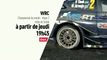 Rallye - WRC : Rallye de Suède bande-annonce