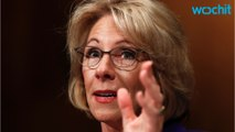 Senate to Vote on DeVos