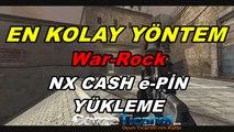 Warrock Nx Cash Nasıl Yüklenir? Warrock Nexon E-pin Nereden Alınır?