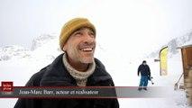 Jean-Marc Barr rejoue Le Grand Bleu