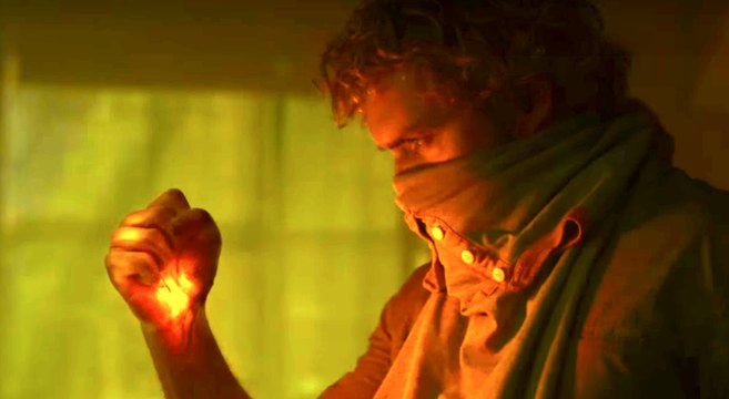 IRON FIST - First Trailer #NETFLIX - Finn Jones, Jessica Henwick, Jessica Stroup