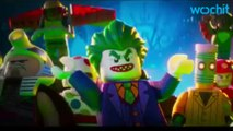 Batman Battles Joker In LEGO Batman Movie