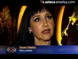 Susana Zabaleta narra sus encuentros paranormales