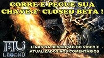 MU LEGEND GIVEAWAY | Jogue o closed beta | PEGUE SUA KEY | Closed Beta Keys