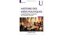 [Download] Histoire des idées politiques - 2e éd. - La pensée politique occidentale de l'Antiquité à nos jours