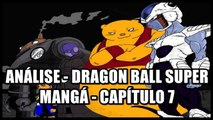 Análise Mangá - Dragon Ball Super #7