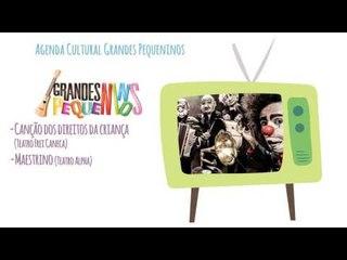 Agenda Cultural SP (semana 12/10/15) - GP/PPKids