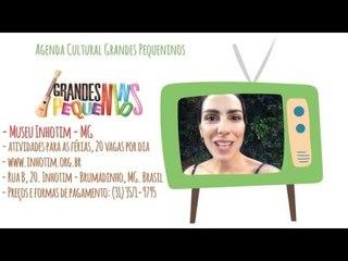 Agenda Cultural SP/MG Final de Semana 30/01/16 - Museu Inhotim