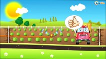 Emergency Cars Cartoons - The Fire Truck comes to the rescue   Kids Cartoon about Cars Episode 28