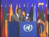 Le 1er ministre Ahoussou a pris part aux travaux de Rio+20 sur l'environnement et le développement
