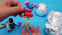 Surprise Eggs Glitter Colors Disney Cars, Thomas, Inside Out, Minions Toys YouTube