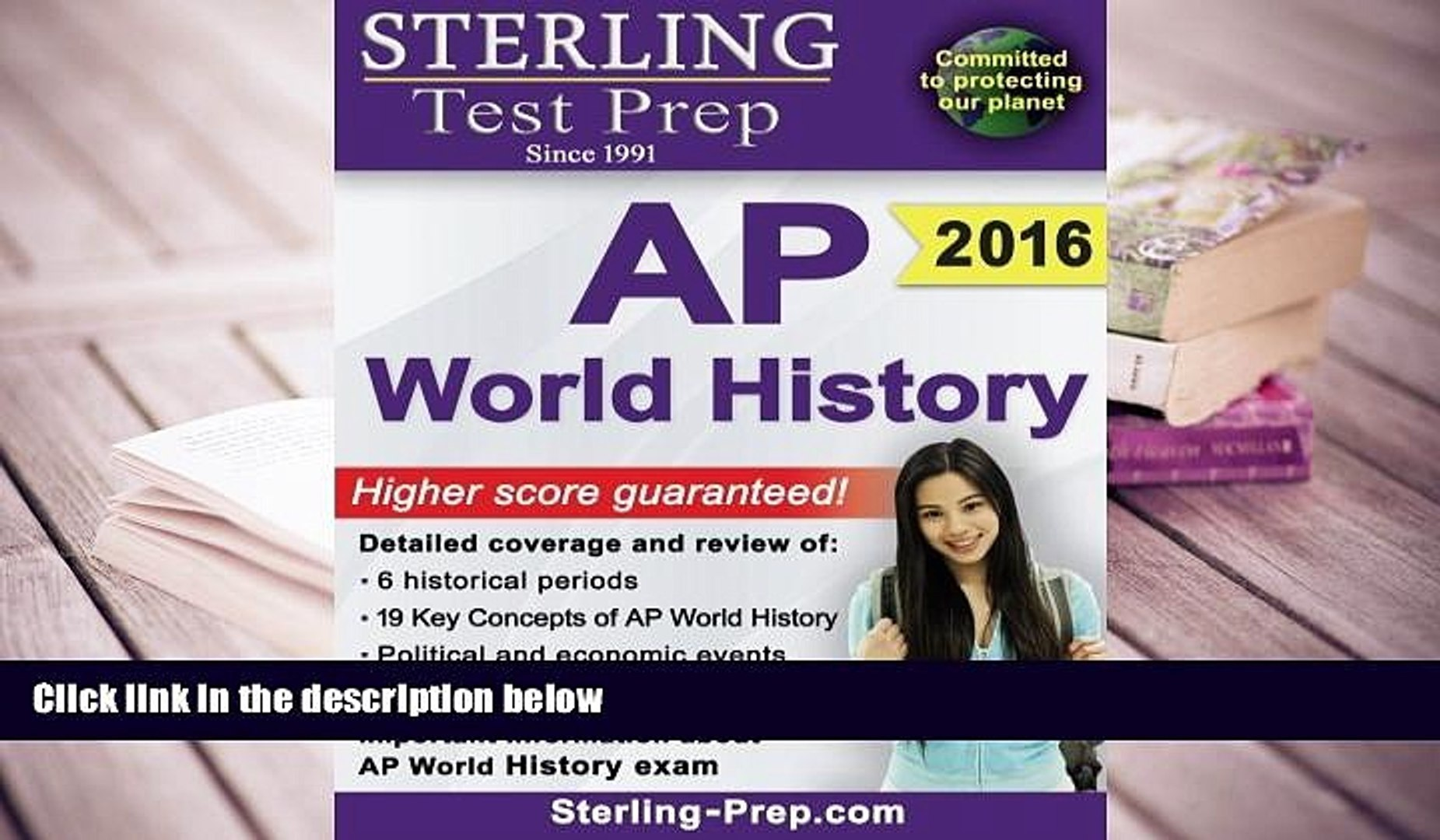 Download Sterling Test Prep AP World History: Complete Content Review For  Ipad
