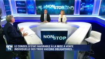 Selon Alain Ducardonnet, il sera difficile de contraindre l'industrie pharmaceutique à refabriquer des vaccins