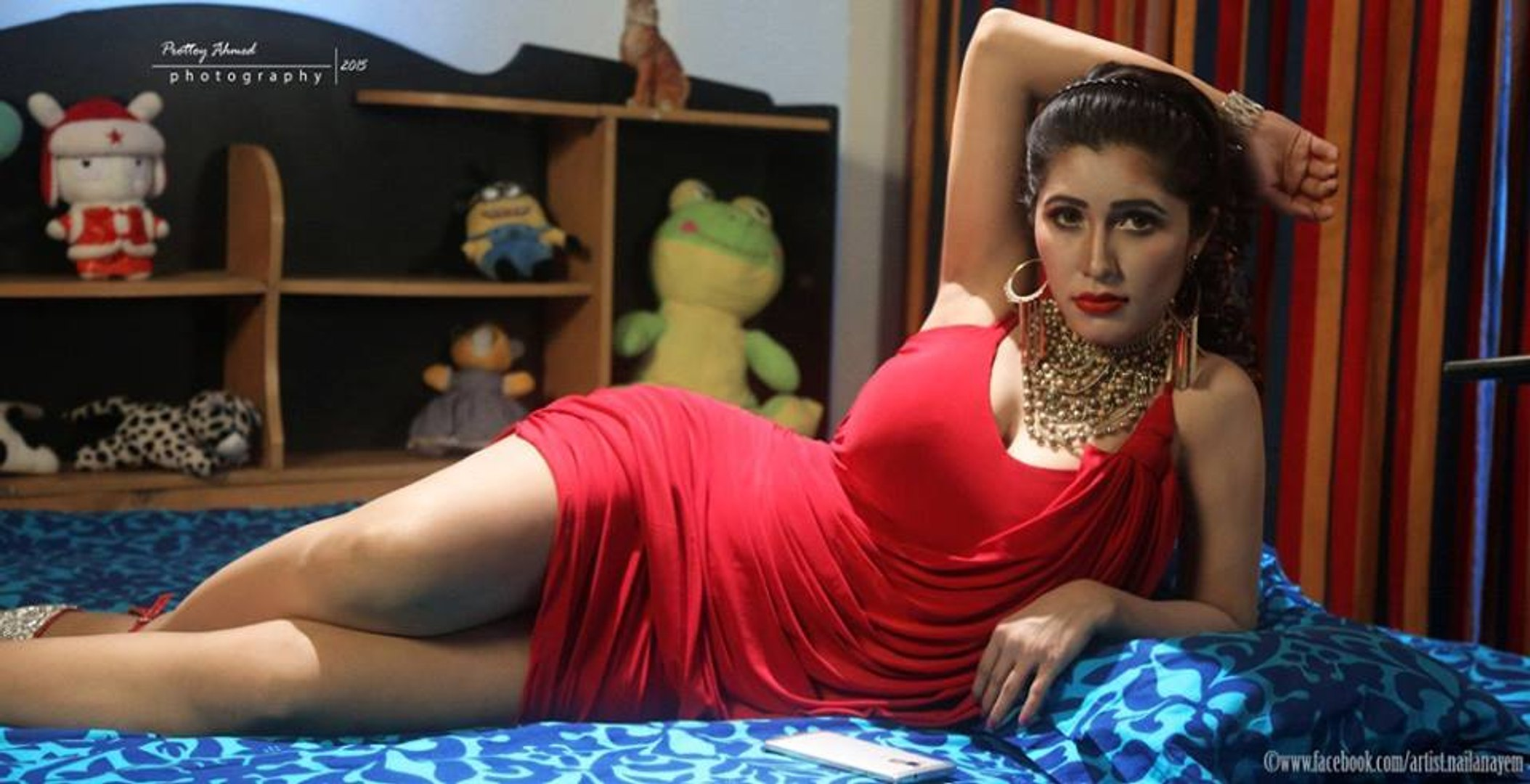 সব কিছু খুলেই দেখাল | Naila Nayem | নায়লা নাঈম | Bangla Funny Video