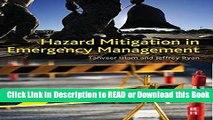 BEST PDF Hazard Mitigation in Emergency Management [DOWNLOAD] Online
