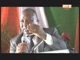 Investiture du nouveau président de la Chambre nationale des métiers de Côte d'Ivoire