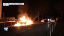 Seine-Saint-Denis: deux voitures incendiées à Aulnay-sous-Bois, 23 personnes interpellées