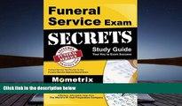 Audiobook  Funeral Service Exam Secrets Study Guide: Funeral Service Test Review for the Funeral