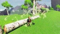 The Legend of Zelda : Breath of the Wild - Trailer Live