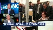 François Fillon avait refusé d'évoquer Axa au Canard enchaîné