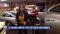 Salon Rétromobile: découvrez la fameuse Aston Martin DB5 de James Bond